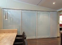 Type G100 - Sliding & Folding Partitions image