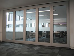 Type RG - Sliding & Folding Partitions image