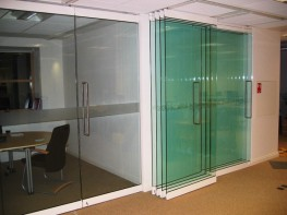 Type GG - Demountable Partitions image