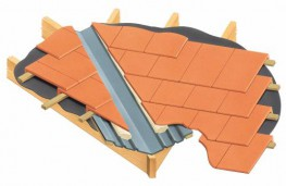 Preformed Valley Gutters are manufactured from GRP and provide an alternative to the site fabricated lead valley.Two styles are available for use with slate roofs or tiled roofs.Both are finished with a tough bonded film coat which is coloured to resemble lead...