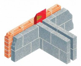 This vertical dual-function barrier is for use where separating walls (party walls) join exterior cavity walls. The barrier introduces a four hour rated fire integrity level and acoustic cushioning as demanded by legislation. The ends of the Cavi 240 Type SAF ...