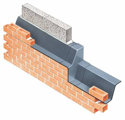 Cavicloak Damp Proof Courses Dpc By Cavity Trays