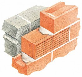Cavibrick high Performance Air-brick image