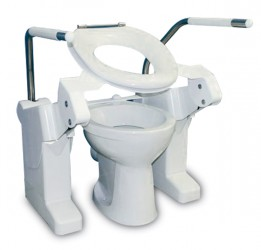 Conventional Toilet Compatible image