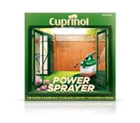 Cuprinol Fence & Decking Power Sprayer image