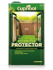 Cuprinol Shed and Fence Protector image