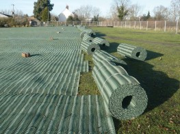 GrassProtecta - Grass Reinforcement Mesh - Groundtrax Systems Ltd