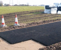 BodPave 85 grass pavers / paving grids are a strong interlocking 100% recycled cellular porous plastic paving grid system for grass reinforcement, ground stabilisation & gravel retention for regular trafficked surfaces (pedestrian and vehicles).