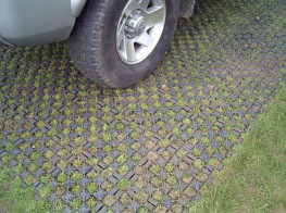 CellPave AP - Anchored Ground Reinforcement Paver - Groundtrax Systems Ltd