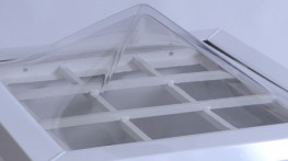 Square Rooflights Burglar Bars image