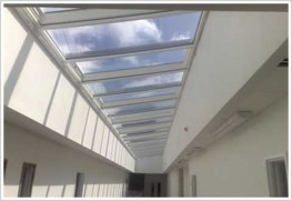 Sola Roof Glazing Glass image