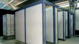 Suspended - Changing Cubicles image
