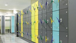 Prospec laminate wet use lockers are designed to withstand the rigours of high use environments where the requirement for design with durability is paramount. Marathon Laminate wet use lockers are designed to last, where every element is manufactured from mate...