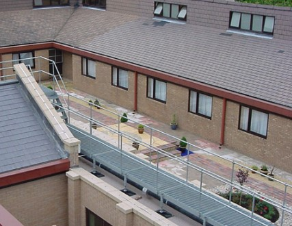 Access Walkways by Roof-Pro
