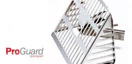 ProGuard parapet drain grill image