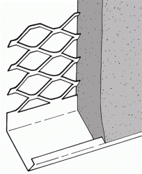 External Metal Plastering Beads image