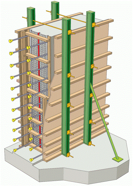 Hy Rib Formwork Amp Shuttering By Expamet Building Products