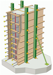 Hy- Rib® is an expanded metal sheet product, specifically developed for use as permanent formwork to concrete. The profile of the open mesh, in combination with the Hy- Rib® tangs, allows the development of dense concrete nodules and indents on the face, for...