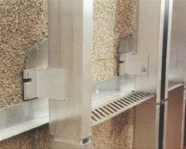 Promat PROMASEAL® RSB-V and RSB-N are ventilated and non-ventilated cavity barriers for use in rainscreen cladding systems. The products comprise of a rock wool section with an integral intumescent strip bonded along one edge. In the event of direct exposure ...