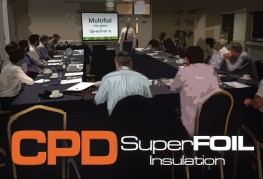 SuperFOIL CPD Event coming to Shropshire Feb, 2019