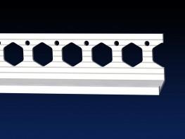 Renderplas bellcast bead - B9 - 10mm small wing bellcast bead image