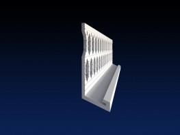 Renderplas bellcast bead - B15 - 15mm image