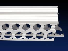 Renderplas corner bead - CB20 - 20mm image