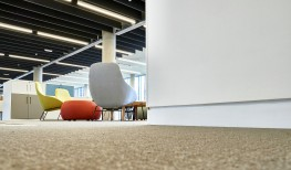 Renderplas PVC beads contribute to the sweet smell of success for British Sugar HQ