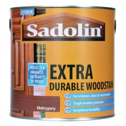 Extra Durable Woodstain image