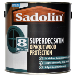 Superdec - Timber Coatings & Protection image