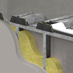 Acoustic Void Closures for Tops of Walls image