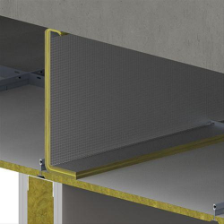 Flexible Acoustic Barriers for Suspended Ceilings image