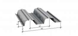 TR80+ Metal Floor Deck image