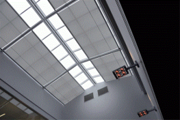 ShadeTech RBT Tensioned Rooflight Blind Systems image