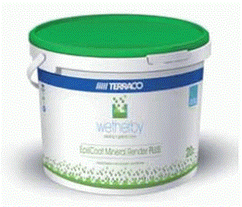 Epsicoat Mineral Render Plus by Wetherby Building Systems