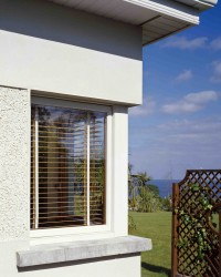 Aluminium Clad Wood Casement Window image