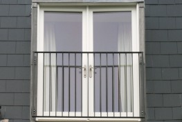 Fibreglass Clad Wood French Door - Marvin Architectural