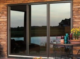 The Marvin Fibreglass Clad Wood Sliding door has a rich wood interior and a maintenance free fibreglass exterior.  This door is as functional as it is beautiful giving you large daylight openings and contemporary lines that adds beauty to both the interior and...