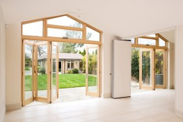 Ultimate Wooden Bi-Fold Doors image