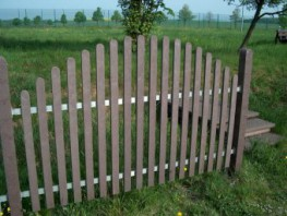 Recycled plastic fencing sections which are partially assembled allow for much quicker installation times. These pre-assembled sections are available as well as our recycled plastic fencing panels and recycled plastic fencing posts. Traditional timber fencing ...