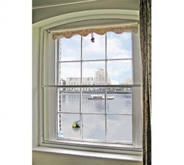 A slim section vertical sliding system suitable for treating traditional sash windows often found in Heritage properties. Spring balances fully support the sliding sashes which also contra-slide to assist with cleaning. A minimum frame to frame gap of 75mm is ...