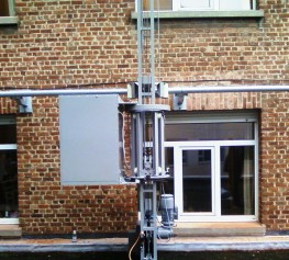 Facade XS Mast Installations image