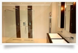 Linear Shower Tray Formers - On The Level Showers Ltd