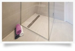 Linear Shower Tray Formers image
