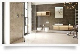 Sloped' Highly Polished Square Grating and Frame 150mm x 150mm x 5mm **Chrome on Brass - On The Level Showers Ltd