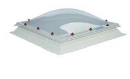 JB Square Rooflight choice of sizes & glazing options image