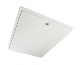 "The ""SD"" hinge down steel 60-minute fire rated loft access hatch has a simplistic design for the contemporary modern house...."
