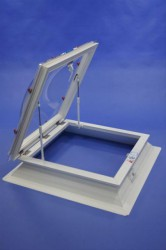 GLRF Glazed Roof Hatch - Part L Compliant image