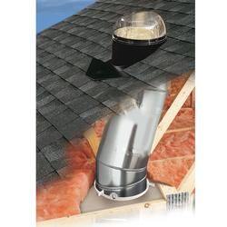 SK14SFT Tubular Skylight for a Slate Roof 14' image