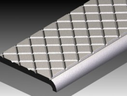 SN3-100 - Stair Nosings & Inserts image
